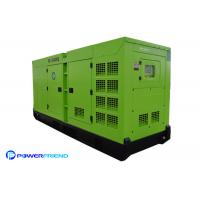 Buy cheap 350kw Soundproof Diesel Generator Electric Power By IVECO Engine Genset product