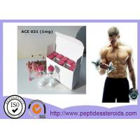 China Bodybuilding Ace-031 Peptides Steroids Potential Supplement Lyophilized Powder Ace 031 Peptide wholesale