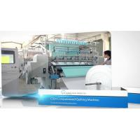 Buy cheap Computerized Industrial Multi Needle Quilting Machine 64 Inches Lockstitch product
