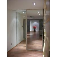 Buy cheap cut size mirror polished aluminum mirror sheet for home decor or hotel decor product