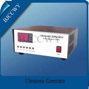 300W 45Khz Digital Ultrasonic Generator For Automatic Ultrasonic Cleaner