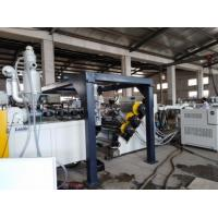 China Flat Polycarbonate Sheet Making Machine Clear PC Roofing Plastics Panel on sale
