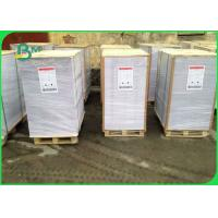 China 190gsm 200gsm Double Side Coated Glossy Art Paper Sheet Card For Brochure on sale