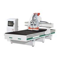 China Computer Control CNC Wood Router Machine With 4.5kw Air Cooling Spindle on sale