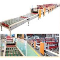 Buy cheap composite eps magnesium oxide board and cement board production line product