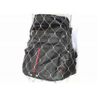 Buy cheap SS304 / SS316 Anti Theft Backpack Mesh With 1.2mm-3.2mm Wire Diameter product