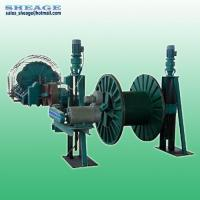 Buy cheap Cable Strander, Cable Former, Plastic Machinery, SPM-L71-61-4 product