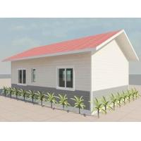 Buy cheap Portable wind - proof panelized two bedroom modular homes ce b.v. Certificated product