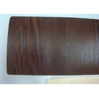 Buy cheap Furniture Cover Matte Lamination Film Wood Grain Pvc Lamination Film product