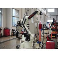 Buy cheap Automatic Robotic Welding Systems For Electric Bike Motorcycle Frame MIG TIG product