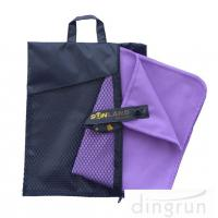Buy cheap Full Printing Personalized Custom Microfiber Cloth Cleaning 30*60cm Size product