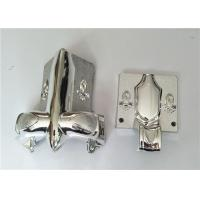 Buy cheap Corner Coffin Ornaments With PP Plastic Material , Funeral Accessories product