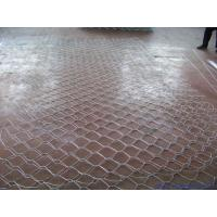 China Wholesale Electro Galvanized Welded Stainless Steel Gabion Basket 2m x 1m x 1m on sale