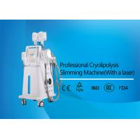 Buy cheap Weight Loss Equipment Slimming Machine , Cryolipolysis Fat Loss Machines product
