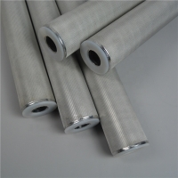 Buy cheap 20inch Sintered Metal Cartridge Filter product