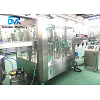 China High Efficiency  Mango Juice Bottling Machine Stainless Steel Material on sale
