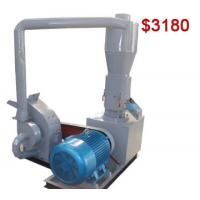 Buy cheap AZSPH-250 Low Price Mobile Pellet Making Line product