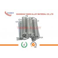 Buy cheap Cold Rolled Furnace Heating Element Bright Ni80 Nickel Chromium Alloy product