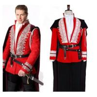 Buy cheap Prince costumes Wholesale Once Upon a Time Prince Charming Uniform Outfit Cosplay Costume from Once Upon a Time product