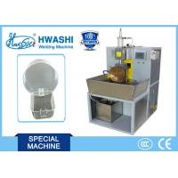 Buy cheap Fry Basket Wire Seam / Rolling Automatic Welding Machine , Wire Basket Spot Welding Machine product