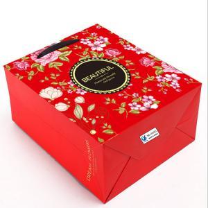 China 2018 hot style kraft paper gift bag kraft gift bag kids gift bags of Higih Quality on sale