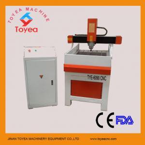 Máquina del grabador del CNC con el canal de agua zona de trabajo de 600 x de 900m m TIE-6090