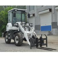 Buy cheap China Best Prices 800kg 1000kg Small Size  CE Type Wheel Loader For Sale product
