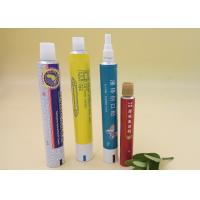 China Skin Products Cream Squeeze Tube PackagingCustom Logo / Printing wholesale