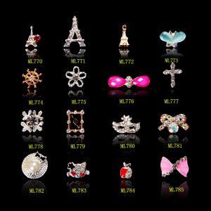 Buy cheap Fausse pierre ML770-785 de scintillement de bijoux d'alliage de décoration d'art de clou de tour de fer product