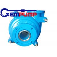 Buy cheap 6x4F HH Centrifugal Slurry Pump , High Head Centrifugal Pump product