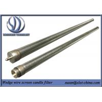 Buy cheap Candle Filter Element For Kieselguhr Filtration System product