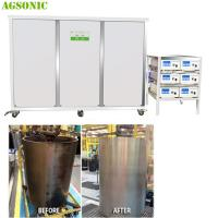Buy cheap Large Industrial Ultrasonic Cleaner For Oil And Gas Diesel Tank product