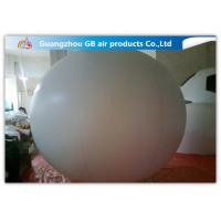 China Colorful Inflatable Advertising Balloon / Flying Saucer Helium Balloon on sale