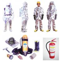 Buy cheap Ship fire-fighting sytem,firemans outfit,chemical protective aid,fire extinguisher,foam applicator,diving suit product