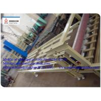 Buy cheap Glazed / PET Film Coated MGO Waves Roof Tile Making Machine Roof Sheet Machine 6mm Thickness product