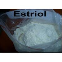 Buy cheap Female Hormone Estrogen White Crystalline Powder Estriol ,	Raw Estriol Powder from wholesalers