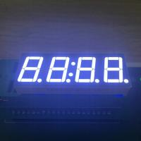Buy cheap Common Anode  Digital Clock LED Display 0.56 Inch High Luminous Intensity Output product