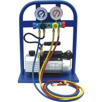 China R12,R134A Refrigerant Charging Station on sale
