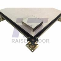 Buy cheap Ceramic Raised Access Floor System Abrasion Resistant For Bank product