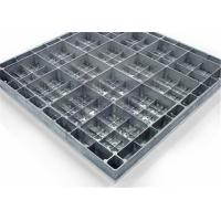 Buy cheap Aluminum Perforated Raised Floor Ventilation Interchangeable with Solid Panel product