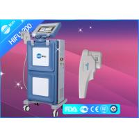 Buy cheap Face Lifting Equipment HIFU Ultrasound Machine from wholesalers