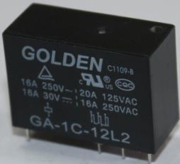 GA JQX-14FF 10A 12V Subminiature Low Power Automotive Power Relay