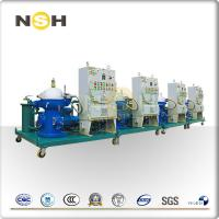 Buy cheap 220-415V Oil Treatment Plant / Stainless Steel 304 Oil Purification Machine product
