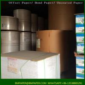 Buy cheap BMPAPER High Quality Brown Kraft Liner Paper/Kraft Paper/Kraft Paper Roll product