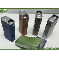 Buy cheap Lighting Cigarette Case Mobile Power Bank Charger 4400mAh With ABS Material product