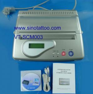 Buy cheap Máquina automatizada da cópia do estêncil da tatuagem product