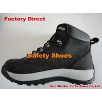 Buy cheap Safety Shoes,Full Grain Leather Safety Shoes,Steel Toe Cap Safety Shoes product