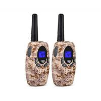 Buy cheap Removable Belt Clip Rechargeable Walkie Talkies ABS Material With USB Charger product