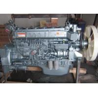 Buy cheap Diesel 290 HP Howo Truck Engine , Durable Wd615 Engine 9.726L Disaplacement product