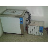 Buy cheap Professional Ultrasonic Cleaning Machine Split Tank Design High Speed Centrifugal Dryer product